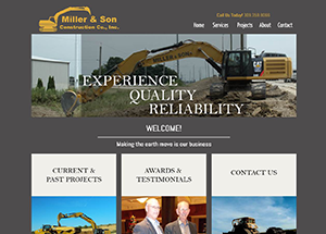 Miller and Son Construction